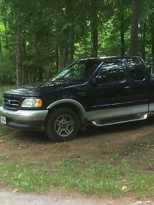 2003 Ford F-150 Short Box, SuperCab