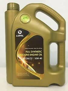 LOPAL FULLY SYNTHETIC MOTOR OIL.. Bankstown Bankstown Area Preview