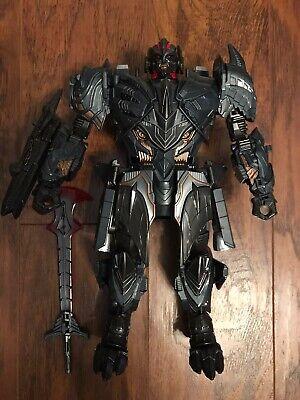Transformers WeiJiang Rendsora Oversized KO TLK Megatron With Back-fillers in US