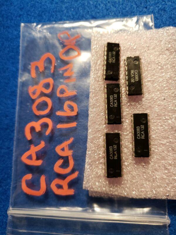 CA3083 RCA 14 Pin Dip Chip