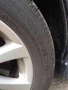Toyo A20 all season tires (no rims) P205/55R16