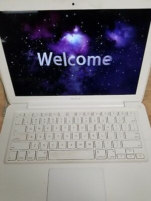(W) Apple MacBook A1342 - 250 GB HDD, 4 GB RAM, 10.6 OS
