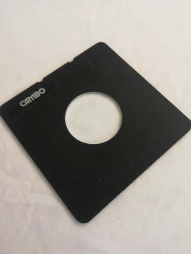 Cambo Ultima lens board for Copal 3 lens
