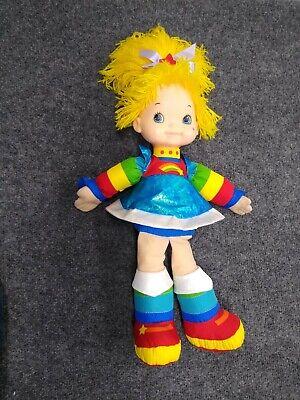 Hallmark Rainbow Brite Plush Stuffed 18