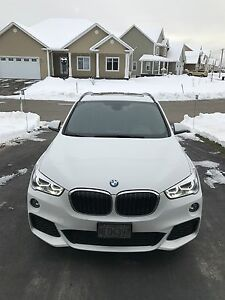 2016 BMW X1 - XDrive 28i -M Sport - AWD- Custom Leather