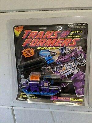 Transformers Generation 2 G2 Hero Megatron 1993 New