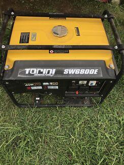 6.8kva Generator  Ebenezer Ipswich City Preview