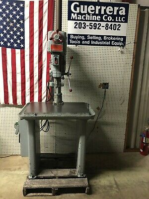 Powermatic Model 1150 Variable Speed Drill Press