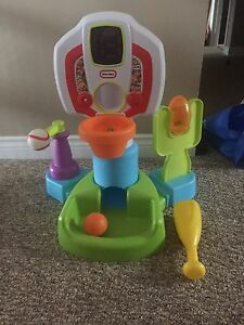 Little tikes activity centre $10
