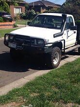99 Toyota Hilux 3.0 4x4 Sell/swap Coburg Moreland Area Preview