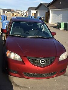 Mazda mazda3 3 Touring 2006 clean car inside out