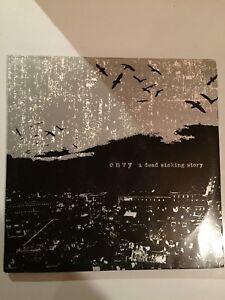 Envy- a dead sinking story (hardcore/post rock) record vinyl lp