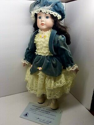 Antique French Porcelain Doll CAMILLE Doll Boutique Original Collectible -