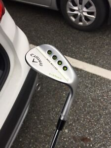 Callaway 54 degree wedge