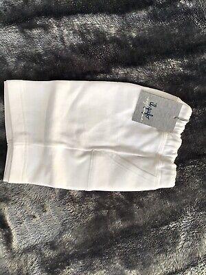 Il gufo boys shorts (Bermuda) White