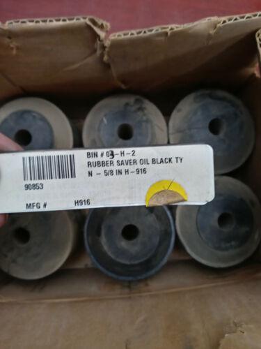 5/8  Rubber Oil Saver,  Box Of 6, Oil Field Parts