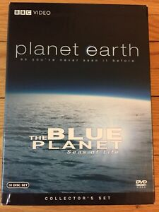 Planet Earth 10 Disc Collection!!