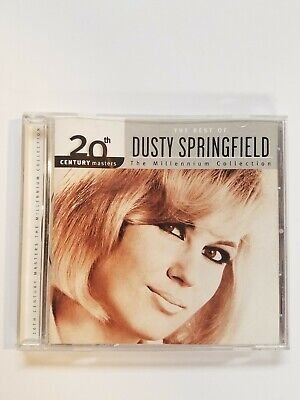 20th Century Masters - The Best of Dusty Springfield (USED)