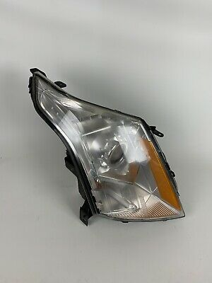 2010 2011 2012 2013 Cadillac SRX Headlight Right Passenger OEM Halogen RH