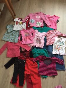 Girls T3-T4 clothes