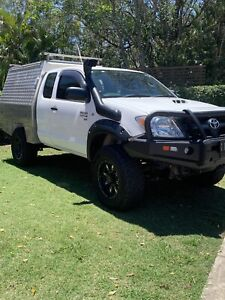 2006 Toyota hilux Caboolture South Caboolture Area Preview