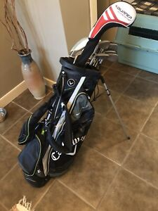 TaylorMade Right Handed Woods & More