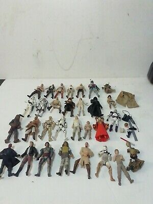 STAR WARS FIGURES JOB LOT - BUNDLE