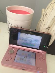 Pink pearl  3DS like new