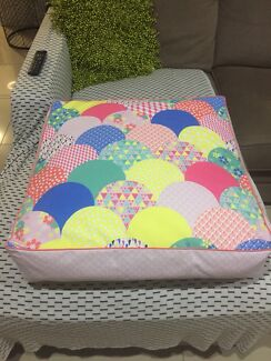 New cushion for girls room. Large