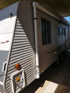 2008 Coromal Caravan 20ft Edgeworth Lake Macquarie Area Preview