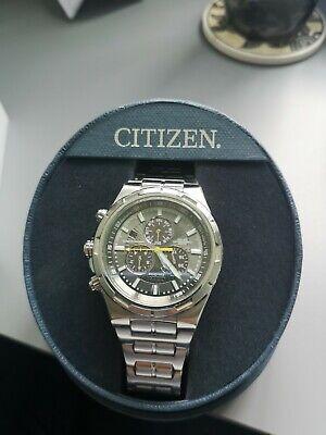 Citizen Bl5430-51h men's chronograph watch