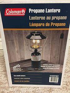 Coleman Propane Camping Lantern