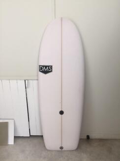DMS VALIUM 4'8 28.5L SURFBOARD
