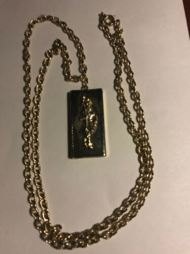 """BEEFEATERS GIN 24"""" CHAIN WITH WHISTLE NEW FREE USA SHIPPING"""