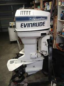 Outboard Motor Evinrude 115 HP