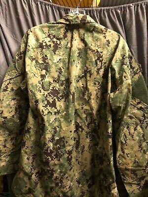 Crye Precision Navy Custom Field Shirt AOR2 Large Regular