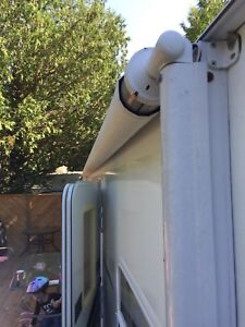 Power Rv Awning 7ft X 18ft