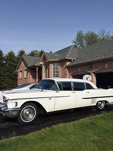 1958 Cadillac 75 Series. Wasaga Beach