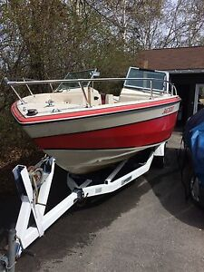 1985  Chris craft scorpion