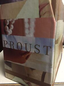 Marcel PROUST Modern Library Collection