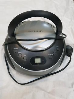 Cd player .radio