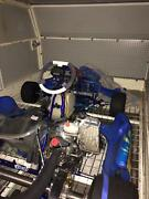 Go kart rotax max 125 energy chassis Penrith Penrith Area Preview