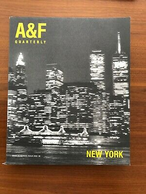 ABERCROMBIE & FITCH Back to School Issue 2000 Catalog A&F Quarterly BRUCE WEBER