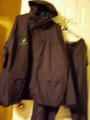 Frogg Toggs Elite Jacket and Pants Black XL Outerwear - Frogg Toggs Elite