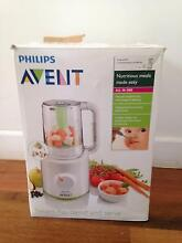 Philips Avent Combined Steamer And Blender Brunswick Heads Byron Area Preview