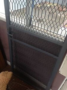 Security screen door Turners Beach Central Coast Preview