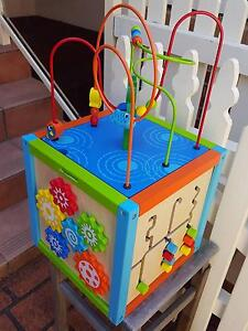 Imaginarium giant bead maze activity cube Maroubra Eastern Suburbs Preview