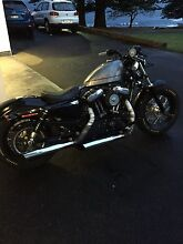 Harley Davidson forty eight Cronulla Sutherland Area Preview