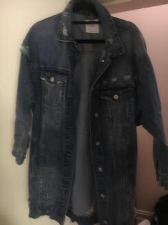 Brand new denim jacket ( without tags)