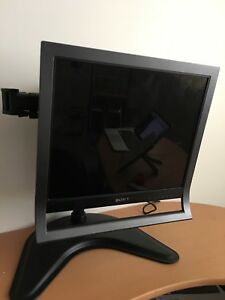 "21"" Sony HD monitor with stand"